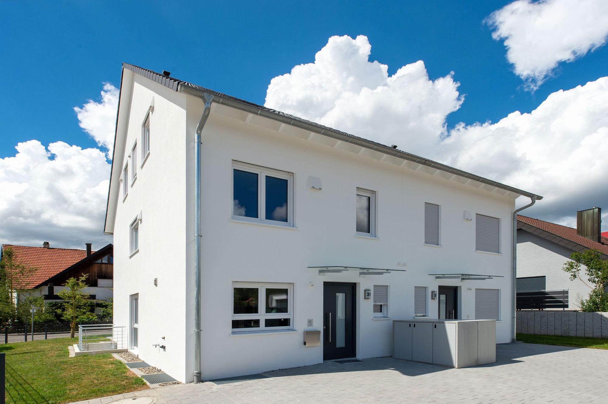 Zu Festpreisen in Massivbauweise bauen in Sindelfingen