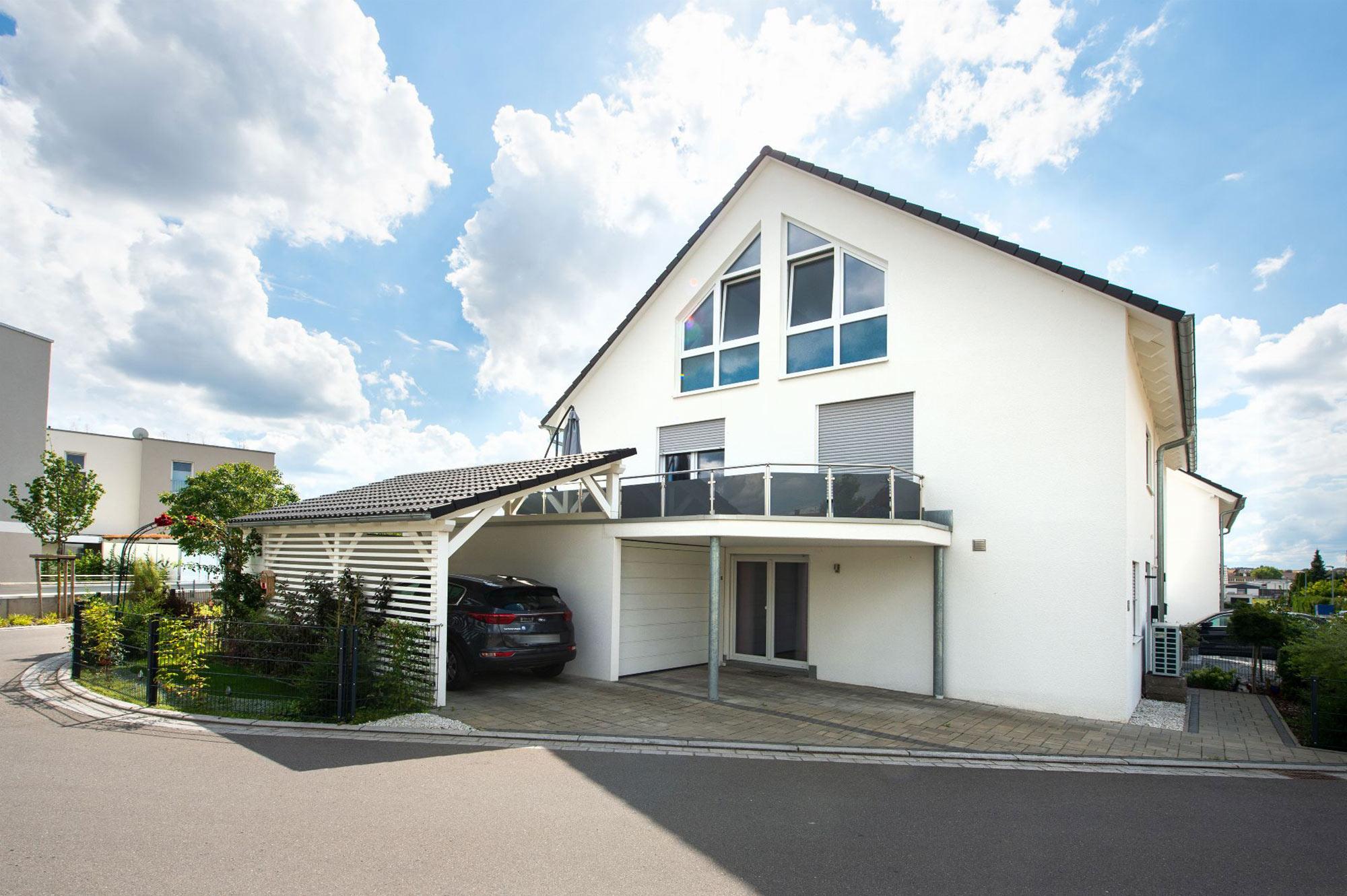 Einfamilienhaus individuell bauen in Böblingen