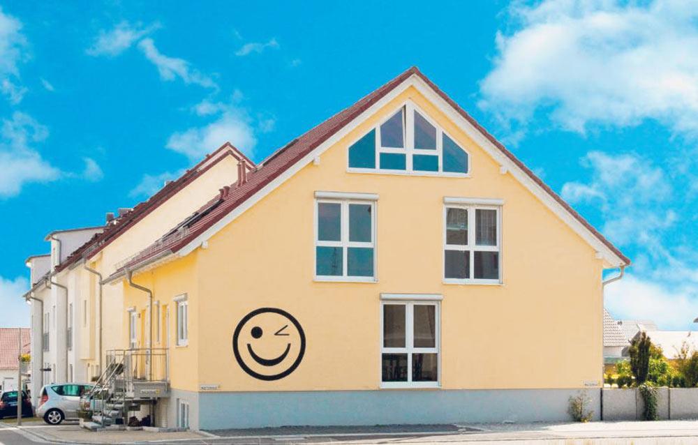 Musterhaus des family Konzept Hauses Ehningen