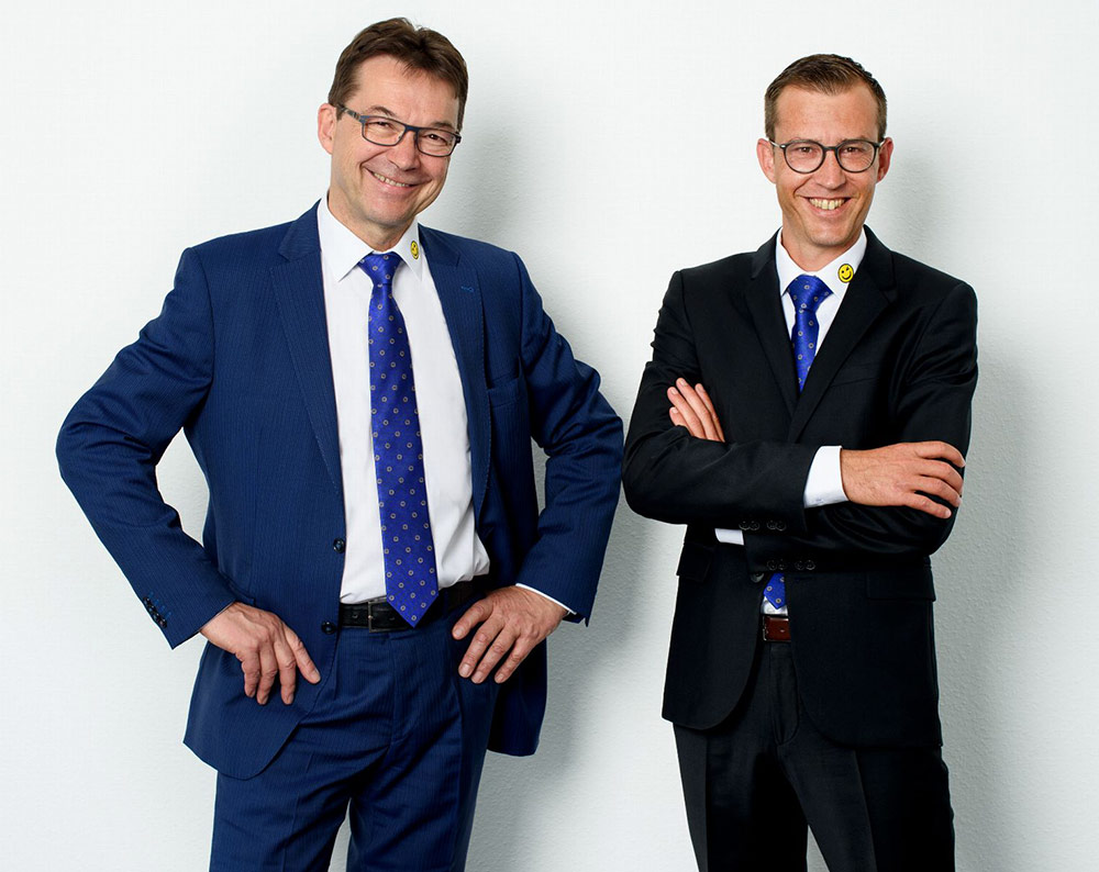 Werner Kimmerle & Witgar Jauch